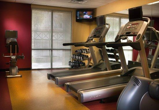 Denton, TX: Fitness Center