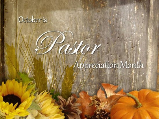 DeLand, FL: October is Pastor Appreciation Month and ours is loved like no other. Come and hear why!
