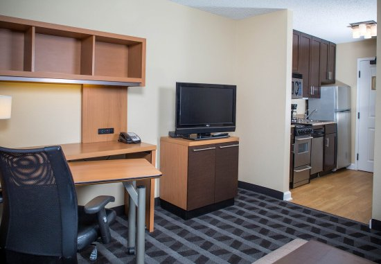 Hanover, MD: Suite Living Area
