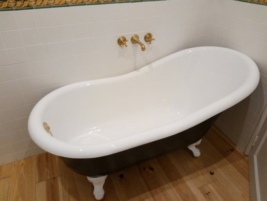Vasca Da Bagno Retro : Vasca da bagno stile retrò foto di casa do mercado lisboa lisbona