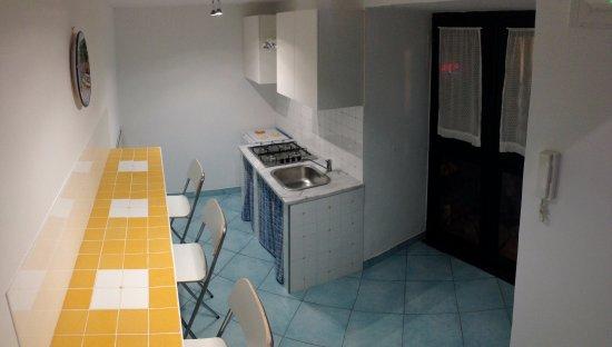snack cucina - Picture of B&B La Grotta Marina, Vico Equense ...