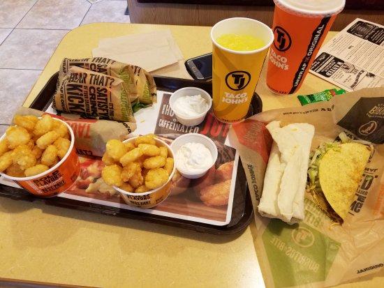 Belle Fourche, SD: Taco John's