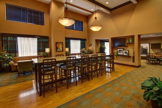 Hampton Inn Leesburg - Tavares: Lobby