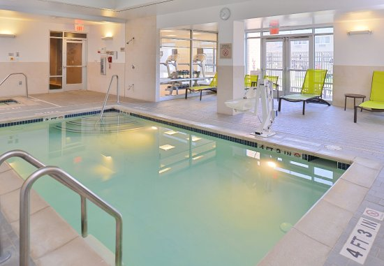 รอมิวลัส, มิชิแกน: Indoor Pool