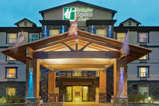 Courtenay, Canada: Hotel Exterior