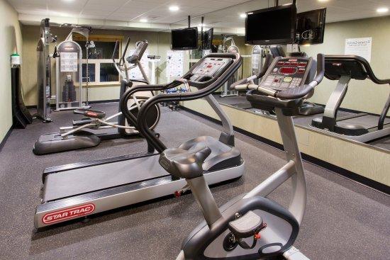 Courtenay, Canadá: Fitness Center