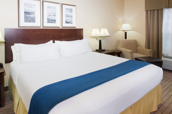 Courtenay, Canadá: ADA/Handicapped accessible King Guest Room