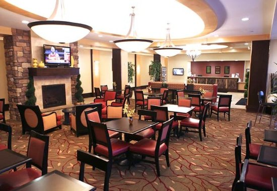Logan, UT: Lobby & Breakfast Area