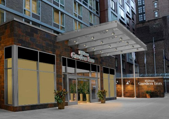 Hilton Garden Inn New York/West 35th Street: Hotel Exterior