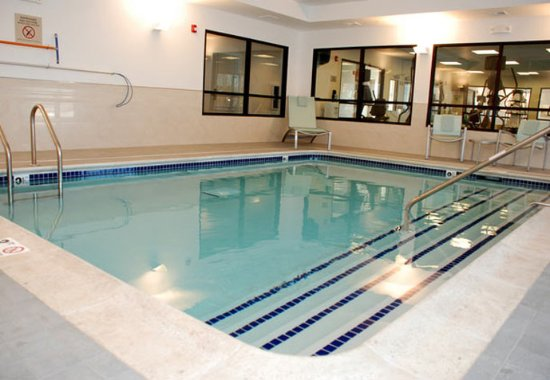 Windsor Locks, Коннектикут: Indoor Pool