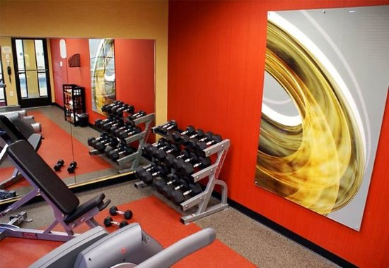Lima, OH: Fitness Center