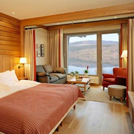 Are, Svezia: Lakeview + Pool & Sauna World