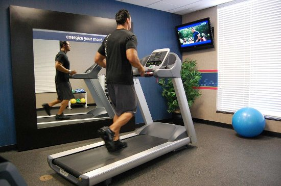 Mount Pleasant, TX: Fitness Center
