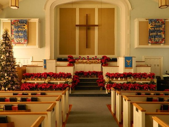 DeLand, FL: Christmas may just be the time of year to find your new church home.