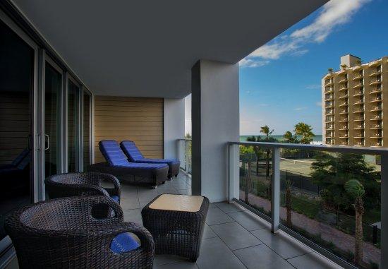 Marriott's Crystal Shores: Villa Balcony- Gulf  View