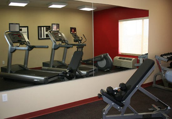 Broken Arrow, Оклахома: Fitness Center