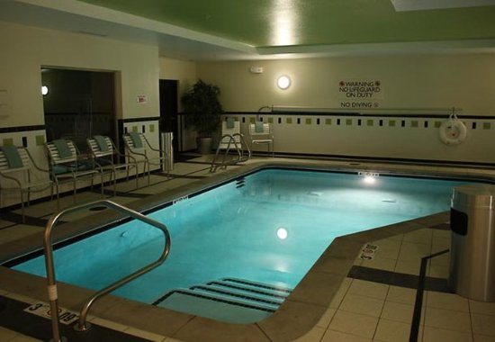 Morgantown, Virginia Barat: Indoor Pool & Whirlpool