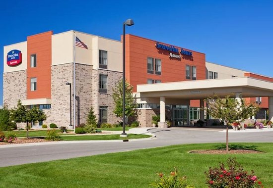 SpringHill Suites Saginaw