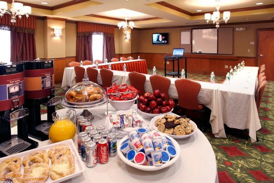 Enfield, CT: U-Shape Meeting Room