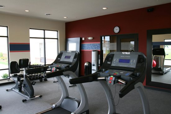 Elkhorn, WI: Fitness Center