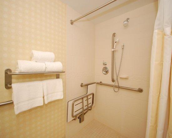 Aiken, Caroline du Sud : Accessible Bathroom