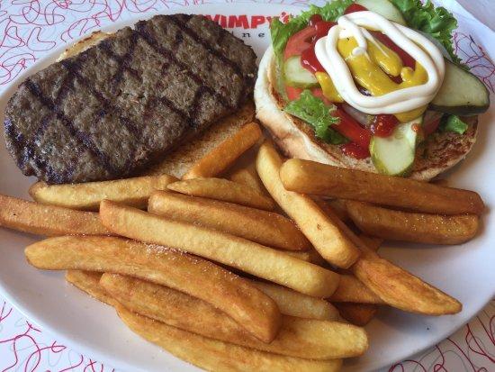 Brantford, Canadá: Wimpys Dinner