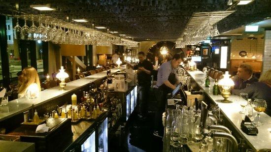 restaurang griffins steakhouse stockholm