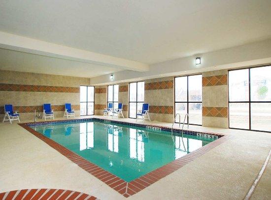 Childress, Τέξας: Indoor Heated Pool