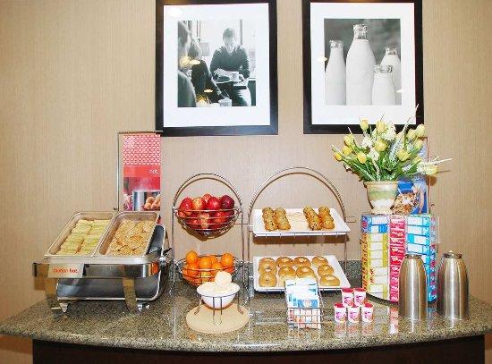 Childress, Τέξας: Breakfast Area