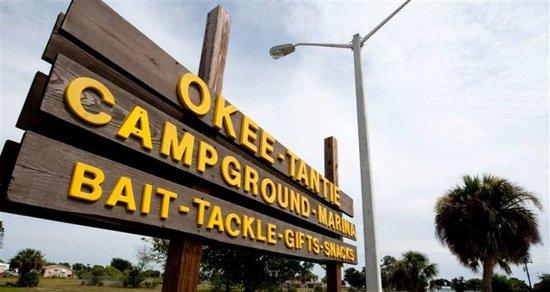 Okeechobee, FL: Okee Campground