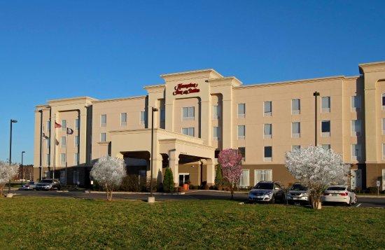 Hampton Inn & Suites Exmore - Eastern Shore: Hampton Inn and Suites Exmore Exterior