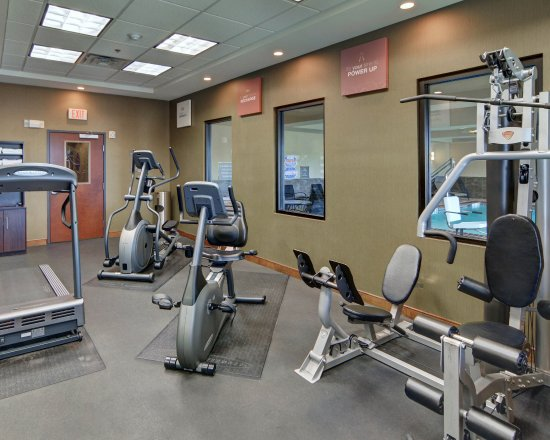 Comfort Suites Near Northeast Mall: TXBFIT