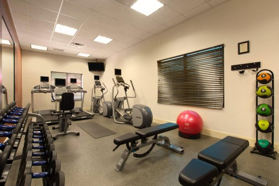 Cartersville, Georgien: Fitness Center