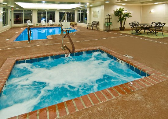 Starkville, MS: Indoor Pool and Whirlpool