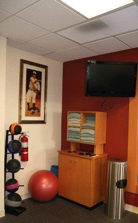 Starkville, Mississippi: Fitness Center