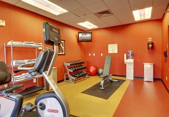 Courtyard Statesville Mooresville/Lake Norman: Fitness Center