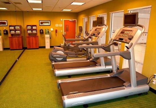 Fairfield Inn & Suites Rockford: Fitness Center