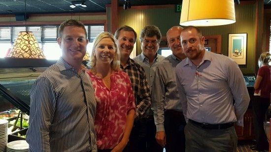 Chris - Reg Dir; Lisa - Oprtng Prtner; Brett - Pres; Lane CEO; Steve VP: Mike Dudley - Somerset