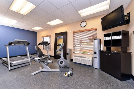 Evanston, WY: Fitness Center