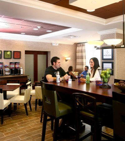 Canton, Gürcistan: Breakfast Dining Area