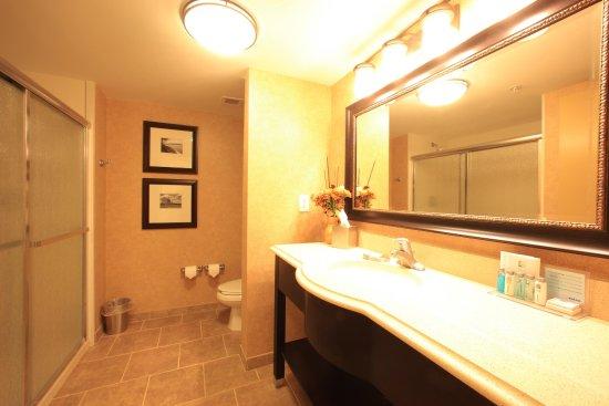 Canton, GA: Walk-in Shower