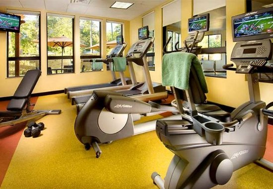 Lufkin, TX: Fitness Center