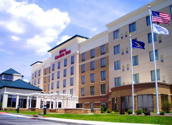 Hilton Garden Inn Indianapolis South/Greenwood : Hotel Exterior