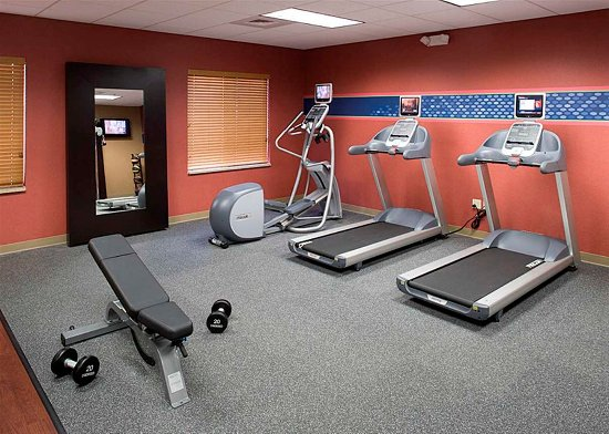 Clovis, Kalifornien: Fitness Center