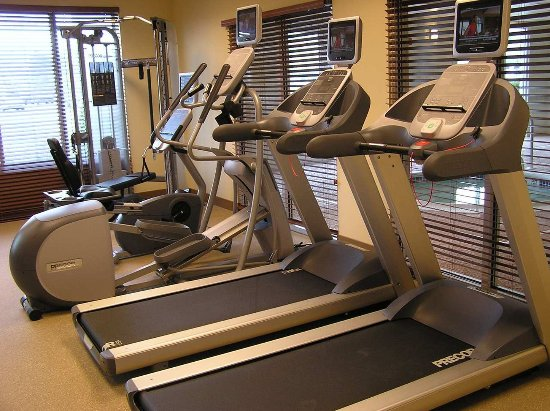 Ridgefield Park, Nueva Jersey: Fitness Center