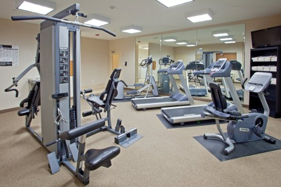 Texas City, TX: Work out in our well-appointed Fitness Center