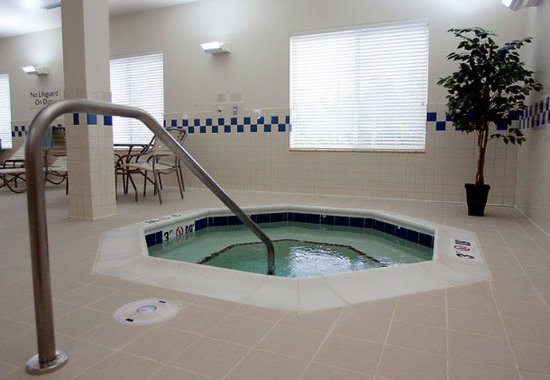 South Boston, Βιρτζίνια: Indoor Whirlpool