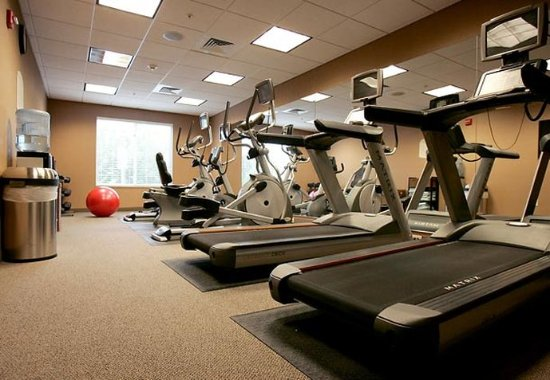 South Boston, VA: Fitness Center