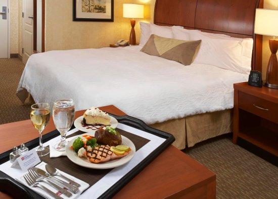 Hilton Garden Inn Las Cruces: Room Service