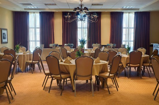 Hilton Garden Inn Las Cruces: Meetings